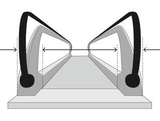 травелатор ThyssenKrupp iwalk изполване