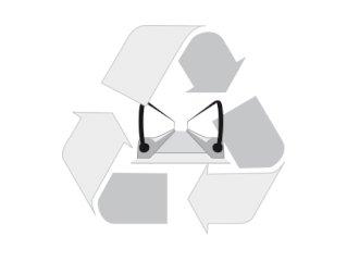 травелатор ThyssenKrupp iwalk рециклиране