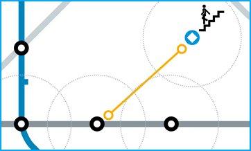 травелатор ACCEL схема приложение в метрото