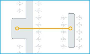 травелатор ACCEL схема приложение връзка между летищни терминали 1