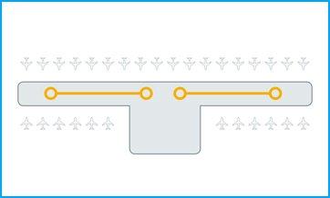 травелатор ACCEL схема приложение връзка между летищни терминали 2