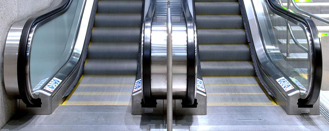 ескалатор ThyssenKrupp Victoria изглед отпред