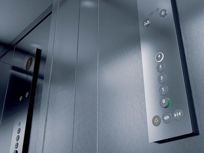 асансьор Synergy 100 - табло за управление