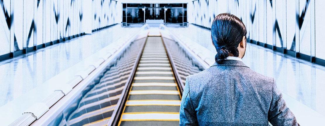 самоускоряваща движеща пътека Accel