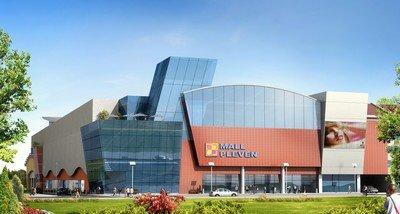 сградата на МОЛ Плевен