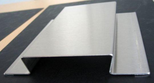 метален профил за асансьор странично сечение