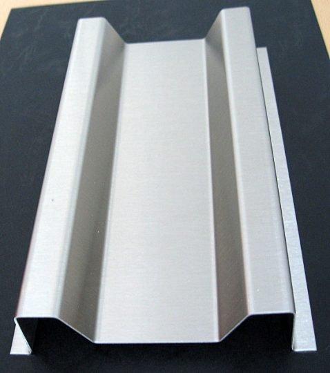 метален профил за асансьор поглед отгоре