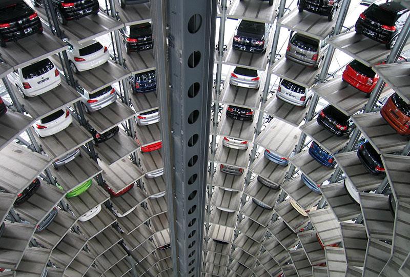 асансьорна система за автомобили