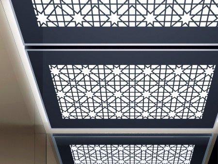 панел 1 Agrabah large за таван на асансьор Synergy 300