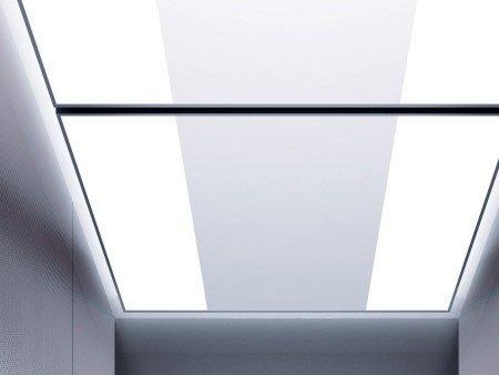 панел 6 Runaway за таван на асансьор Synergy 300