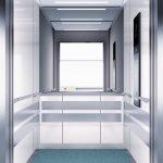 асансьор Synergy 300 проектирана кабина линия А13