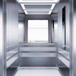 асансьор Synergy 300 проектирана кабина линия А15