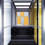 асансьор Synergy 300 проектирана кабина линия А20