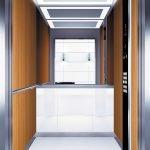 асансьор Synergy 300 проектирана кабина линия А31