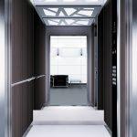 асансьор Synergy 300 проектирана кабина линия А33