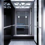 асансьор Synergy 300 проектирана кабина линия А41