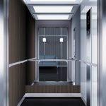 асансьор Synergy 300 проектирана кабина линия А43