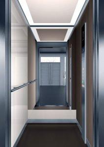 асансьор Synergy 200 - дизайнерска линия D - интериор 4