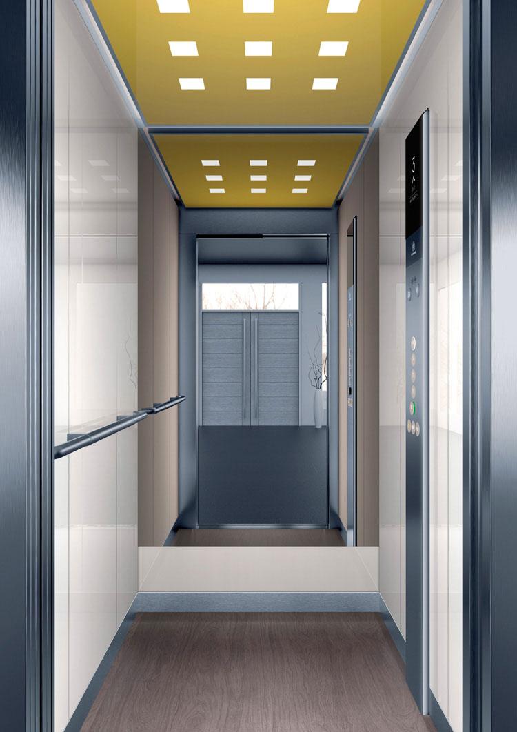 асансьор Synergy 200 - дизайнерска линия D - интериор 10