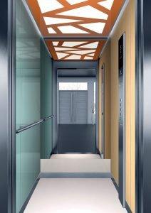 асансьор Synergy 200 - дизайнерска линия D - интериор 11