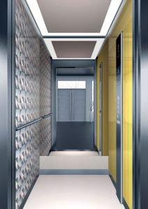асансьор Synergy 200 - дизайнерска линия D - интериор 13