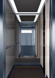 асансьор Synergy 200 - дизайнерска линия D - интериор 20