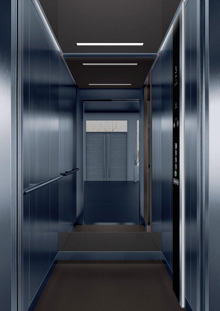 асансьор Synergy 200 - дизайнерска линия D - интериор 22