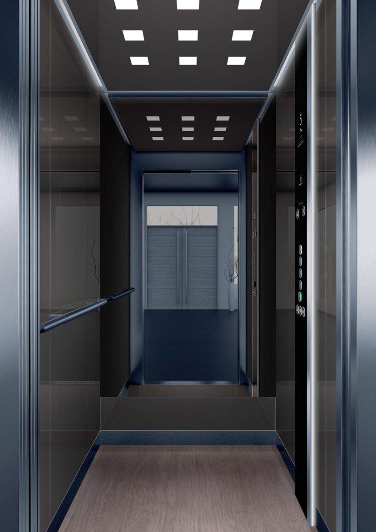 асансьор Synergy 200 - дизайнерска линия D - интериор 23