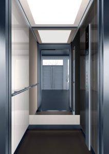 асансьор Synergy 200 - дизайнерска линия D - интериор 32