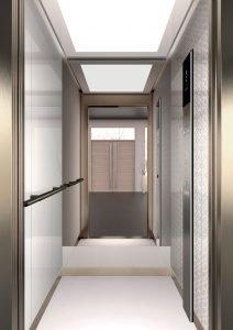 асансьор Synergy 200 - дизайнерска линия D - интериор 50