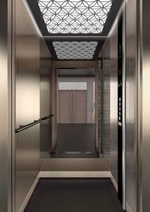 асансьор Synergy 200 - дизайнерска линия D - интериор 52