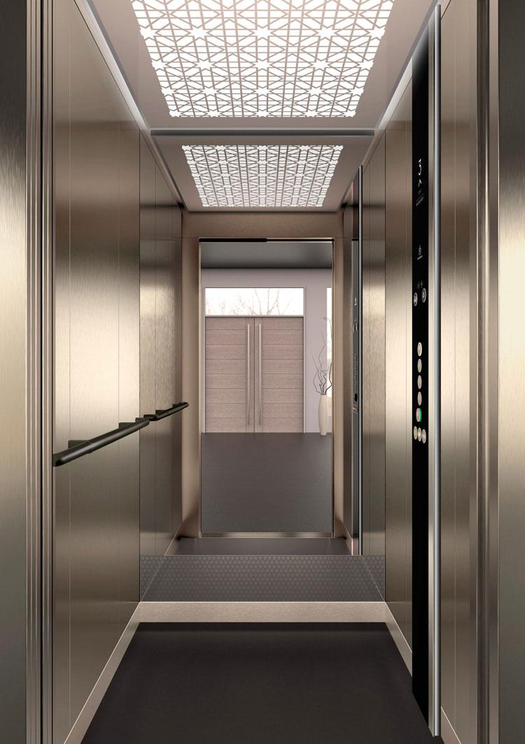 асансьор Synergy 200 - дизайнерска линия D - интериор 53