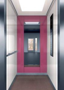 асансьор Synergy 200 - дизайнерска линия E - интериор 10