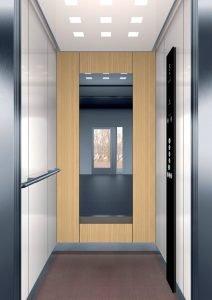 асансьор Synergy 200 - дизайнерска линия E - интериор 20