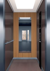 асансьор Synergy 200 - дизайнерска линия E - интериор 21