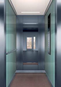 асансьор Synergy 200 - дизайнерска линия E - интериор 30