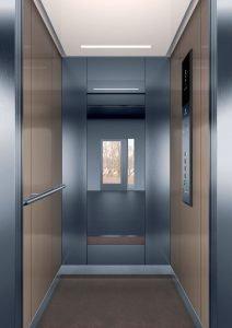 асансьор Synergy 200 - дизайнерска линия E - интериор 31