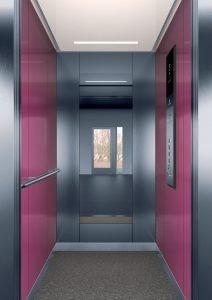 асансьор Synergy 200 - дизайнерска линия E - интериор 32
