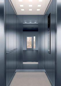асансьор Synergy 200 - дизайнерска линия E - интериор 33