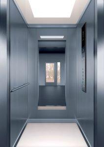 асансьор Synergy 200 - дизайнерска линия E - интериор 34