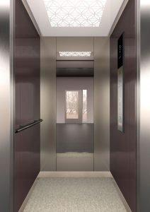 асансьор Synergy 200 - дизайнерска линия E - интериор 40
