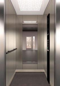 асансьор Synergy 200 - дизайнерска линия E - интериор 42