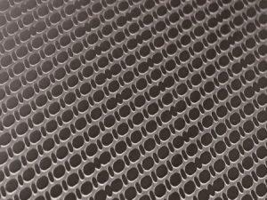дизайн Stainless steel linen на стенен панел за асансьор Synergy 300
