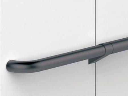 черни интериорни дръжки за асансьор ThyssenKrupp Synergy 300