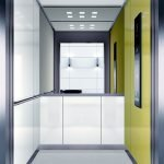 асансьор Synergy 300 готова интериорна кабина линия B04