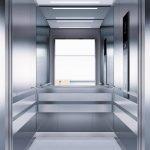 асансьор Synergy 300 готова интериорна кабина линия B15