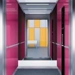 асансьор Synergy 300 готова интериорна кабина линия B22