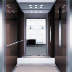 асансьор Synergy 300 готова интериорна кабина линия B32