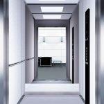 асансьор Synergy 300 готова интериорна кабина линия B33