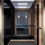 асансьор Synergy 300 готова интериорна кабина линия B45